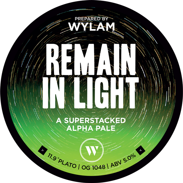 Wylam Remain In Light
