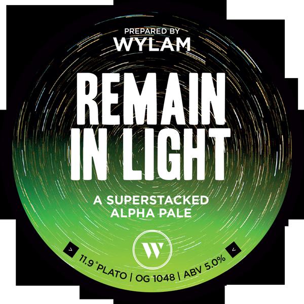 Wylam Remain In Light